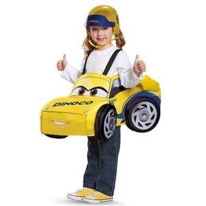 Cruz Ramirez Cars 3 Deluxe Toddler Costume